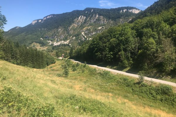 Grande Traversée du Jura et du Vercors